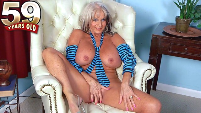 The Sally.. big tits casting mature