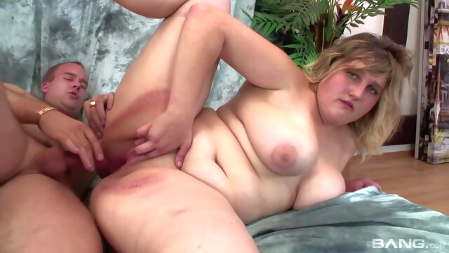Jelly Belly.. bbw big tits blonde